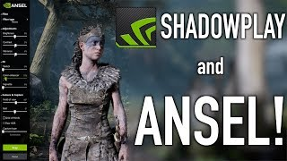 The GeForce Experience: ShadowPlay, Highlights, Ansel, and Rewards