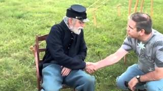 Great Great Grandson of Ulysses S Grant. (Gettysburg June 2, 2012)