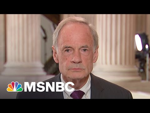 Carper: Migrant Families 'Should Be Able To File For Asylum At Home'