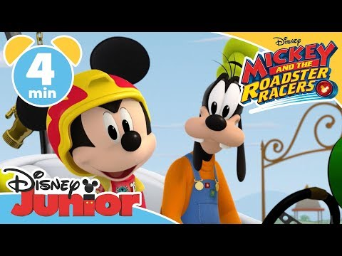 Mickey and the Roadster Racers  Goofy The Inventor  Magical Moment  Disney Junior UK