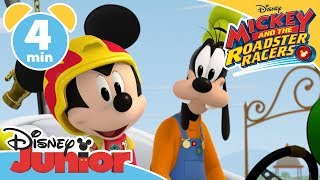 Mickey and the Roadster Racers   Goofy The Inventor - Magical Moment   Disney Junior UK