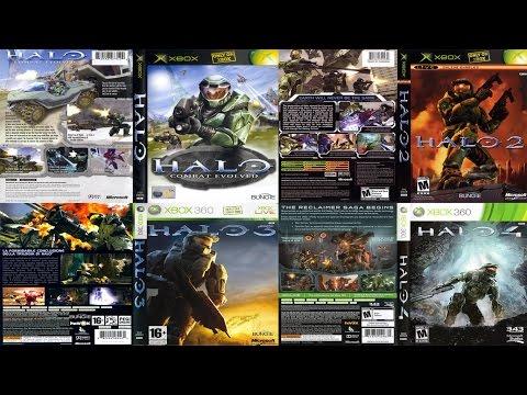 Music Halo 1,2,3,4 + Download  1080p
