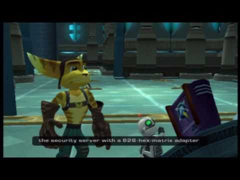 Let's Play Ratchet & Clank 3: Up Your Arsenal Part 05: Light redirection