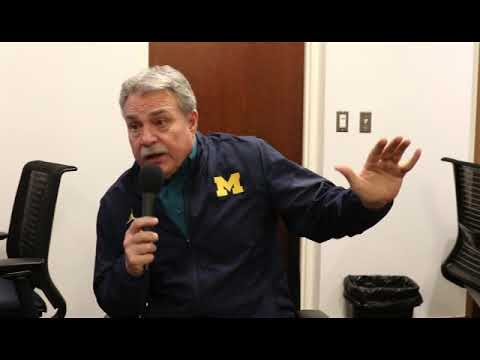 "Don Brown talks ""havoc rate"""