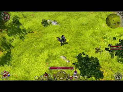Old School is Cool...  Sacred 2 fallen Angel Gold      gameplay first look