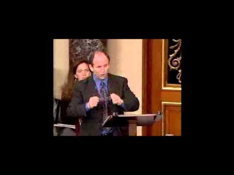 Mark Novitsky - Wellstone Memorial Lecture