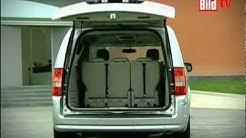 Chrysler Grand Voyager - Erste Fahraufnahmen