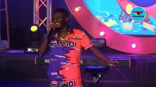 Akpororo's breathtaking performance at Easter Comedy Show 2019