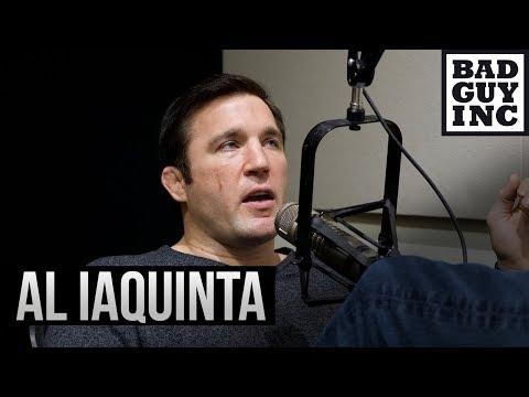 Al Iaquinta was honest about a fight with Conor Mcgregor...
