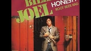 【歌詞・和訳】 Billy Joel - Honesty
