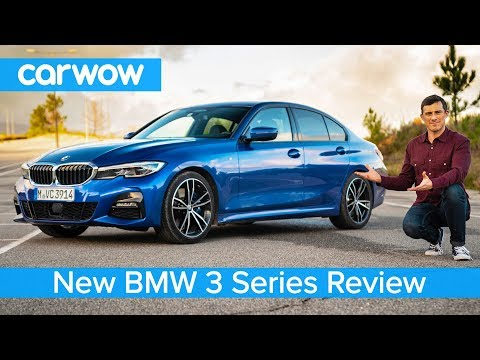 BMW 3 Series 2019 review – see why it's the best new sports saloon/ sedan | carwow