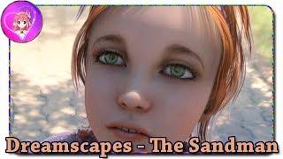 Laura im Koma 💜 Dreamscapes - The Sandman »01«