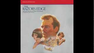 """The Razor's Edge"" is a 1984 film starring Bill Murray, Theresa Rus..."