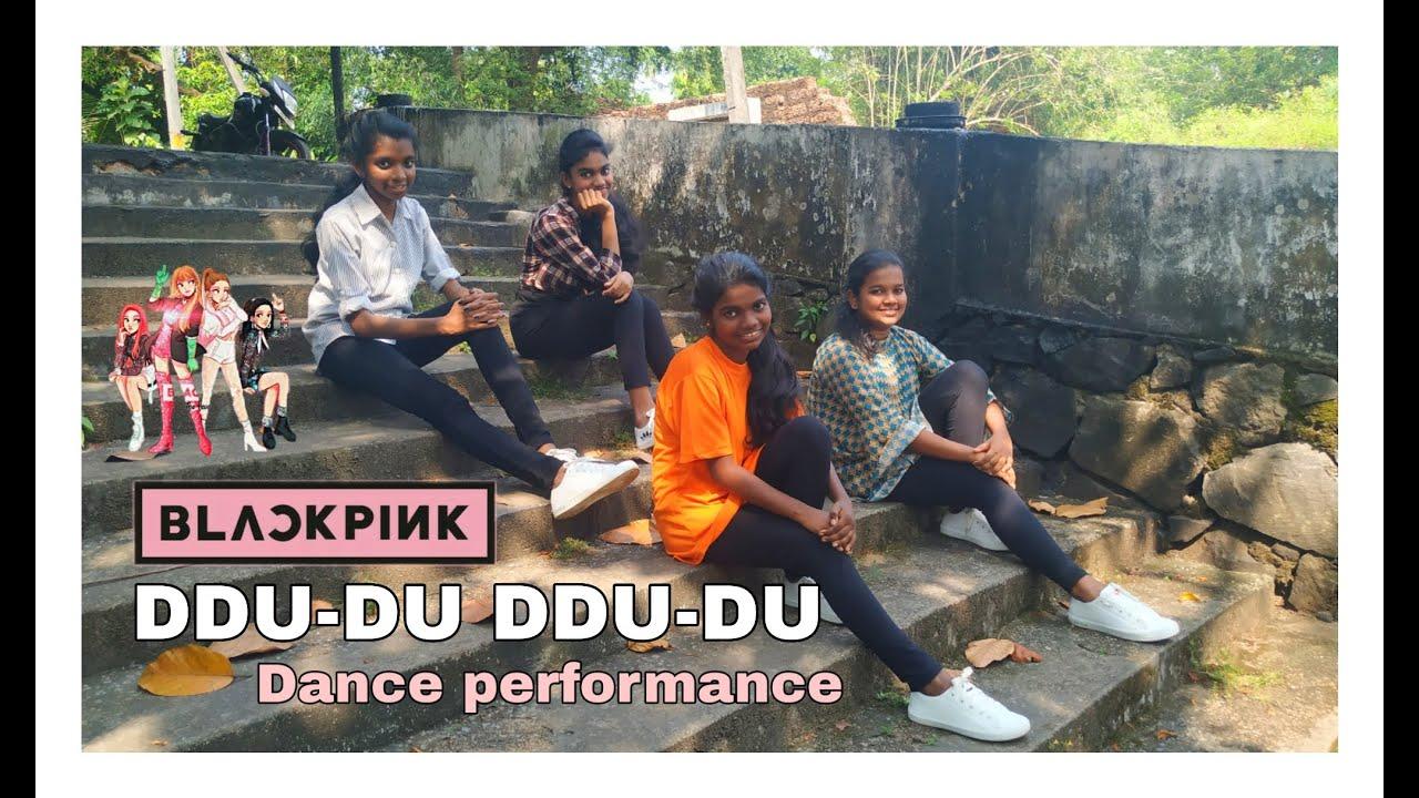 DDU-DU DDU-DU BLACKPINK | Dance Performance | Trending Blackpink Dance Cover By Mallu girls