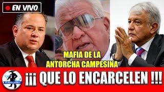 Oficial La AntorchaCampesina Se Va DeMéxico:Encuentran a Líder ConMillones y Le ClausuranGasolineras