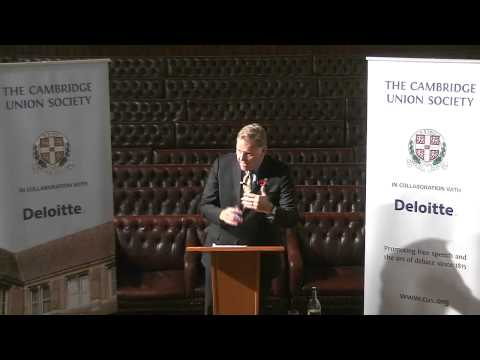 Chairman Mike Rogers | The Cambridge Union