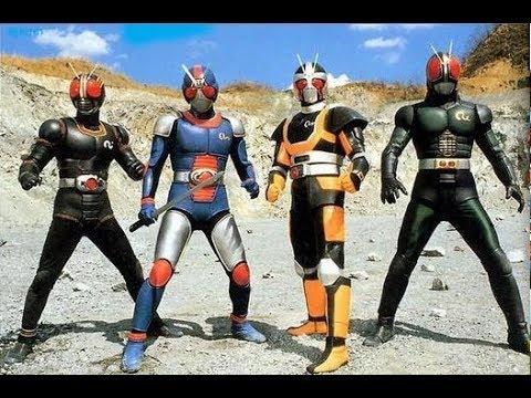 Kamen Rider Black Henshin