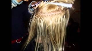Ужасы наращивания волос.
