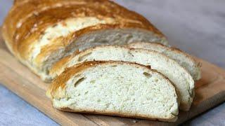 Идеальный рецепт хлеба вот такой