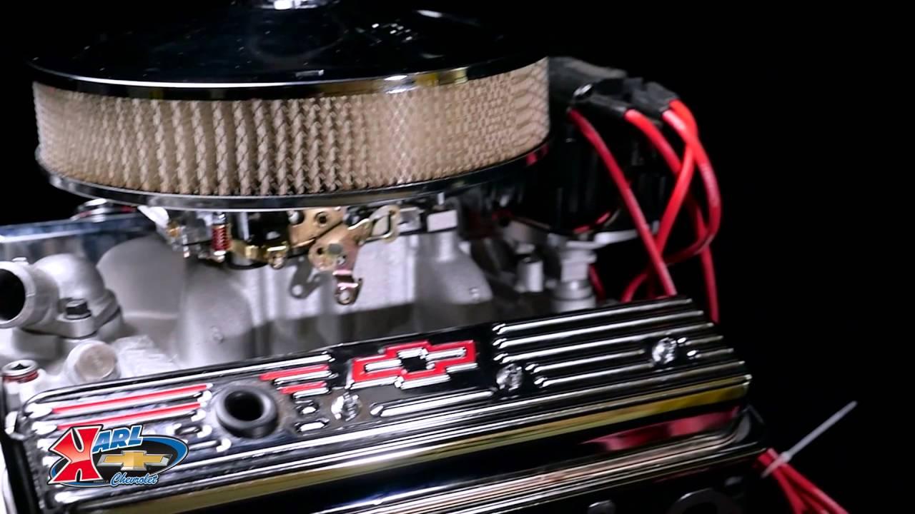 Chevrolet Performance 350 Ho Turn Key Crate Engine