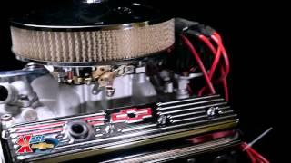 Chevrolet Performance 350 HO Turn Key Crate Engine Information & Specs