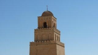 Тунис. Кайруан / Tunisia. Kairouan(Кайруа́н (Каирван, Керуан или Кайруан[1]; араб. القيروان     - al-Qayrawān, что значит «караван») — город в Тунисе,..., 2013-10-27T19:45:31.000Z)