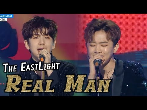 [HOT] THE EAST LIGHT - Real Man, 더 이스트라이트 - 레알 남자 Show Music core 20180303