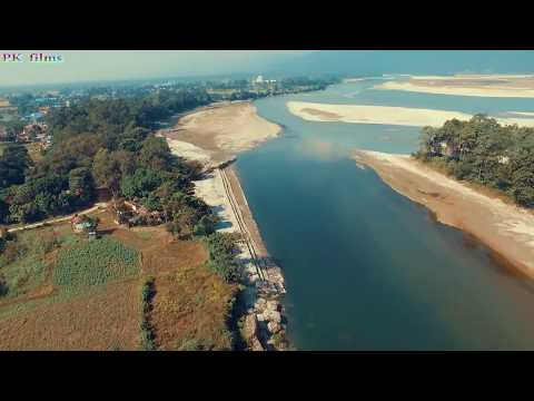 BEAUTY OF NEPAL || chitwan drone shot