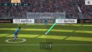 Pes Mobile 2019 / Pro Evolution Soccer / Android Gameplay #72