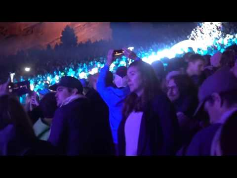 Download The Flaming Lips / Colorado Symphony - Space Oddity - Red Rocks 2016-05-29 Mp4 baru