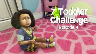 Episode 4: Smelly toddlers everywhere | 7 Toddler Challenge