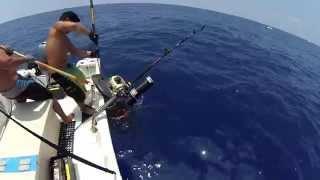 2014 ep 26 palu ahi 3 3 yellowfin tuna fishing kona hawaii