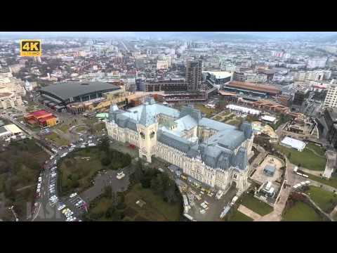 Iasi - Professional Aerial Drone Video 4K Ulta HD