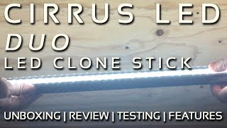 Cirrus LED Duo Clone Light Review