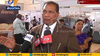 Bakers Technology Fair Exhibition Held in Hyderabad