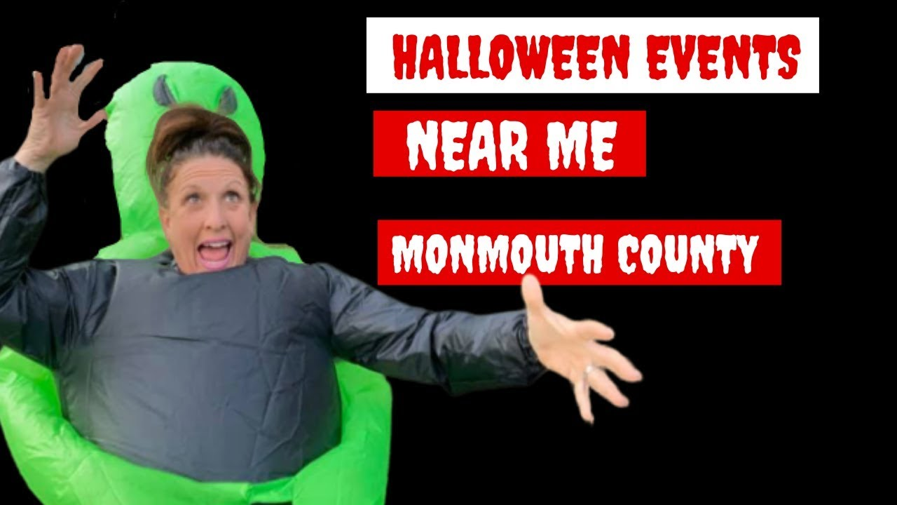 Halloween Events Near Me Monmouth County Nj