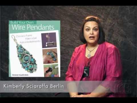 Kimberly Sciaraffa Berlin - Build Your Own Wire Pendants - YouTube