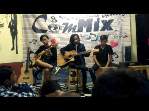 STAND BY ME - MOVE ON LIVE COMMIC CAFE DEPOK