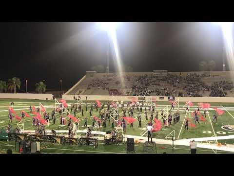 Lakewood Ranch High School Marching Mustangs State Finals