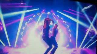 """Jennifer Lopez "" Dance Again"" LIVE EXCLUSIVE at American Idol (HD)"