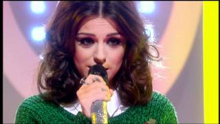 cher lloyd with ur love this morning 11112011 hdtv