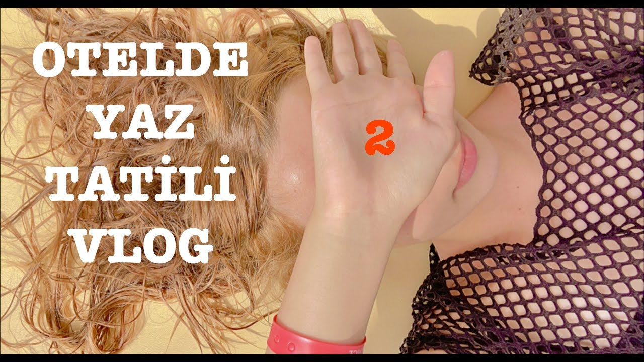OTELDE TATİL VLOG | 2.Gün | Ecrin Su Çoban