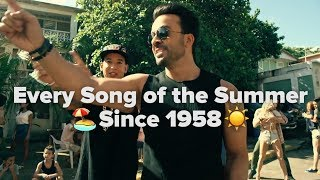 Every Song of the Summer Since 1958 Mp3