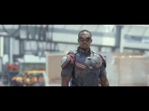 Captain America Civil War Official Trailer 2016