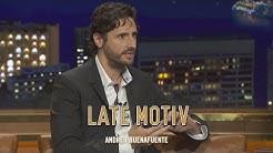 LATE MOTIV - Juan Diego Botto y la 'Buena Conducta' | #LateMotiv157