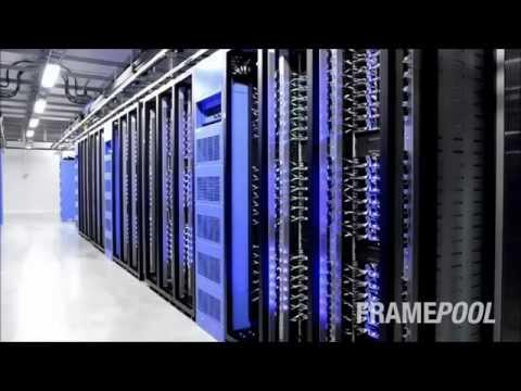 Facebook Datacenter in Sweden (HD)