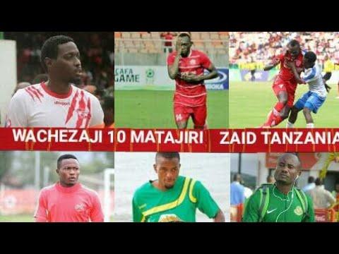 WACHEZAJI 12 MATAJIRI ZAID TANZANIA /WACHEZAJI WANAOONGOZA KWA KULIPWA PESA NDEFU ZAID TANZANIA