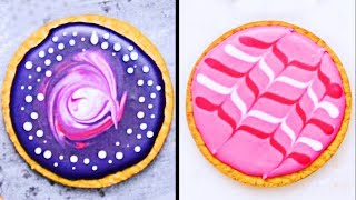Easy Cookie Ideas | FUN Recipes | Learn How To Design Your Own Yummy Cookies With Nyam Nyam