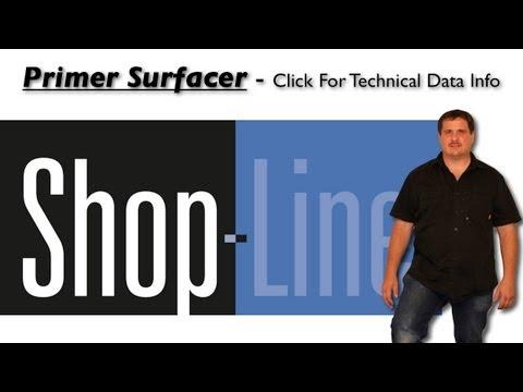 2K Primer Surfacer Shop-Line - JP 202 Technical Data Sheet TDS
