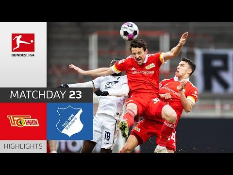 Union Berlin Hoffenheim Goals And Highlights